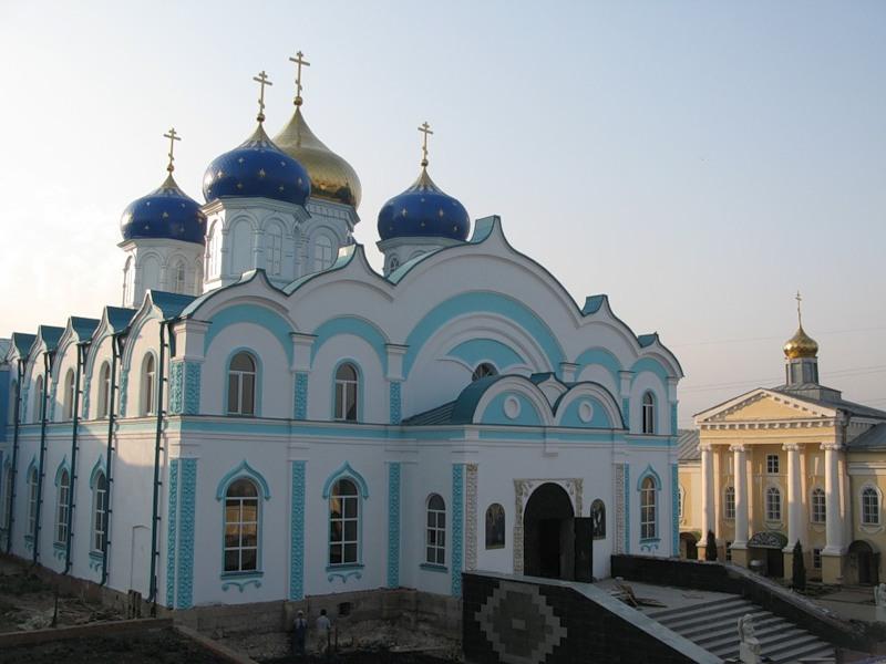 Задонский монастырь Рождества