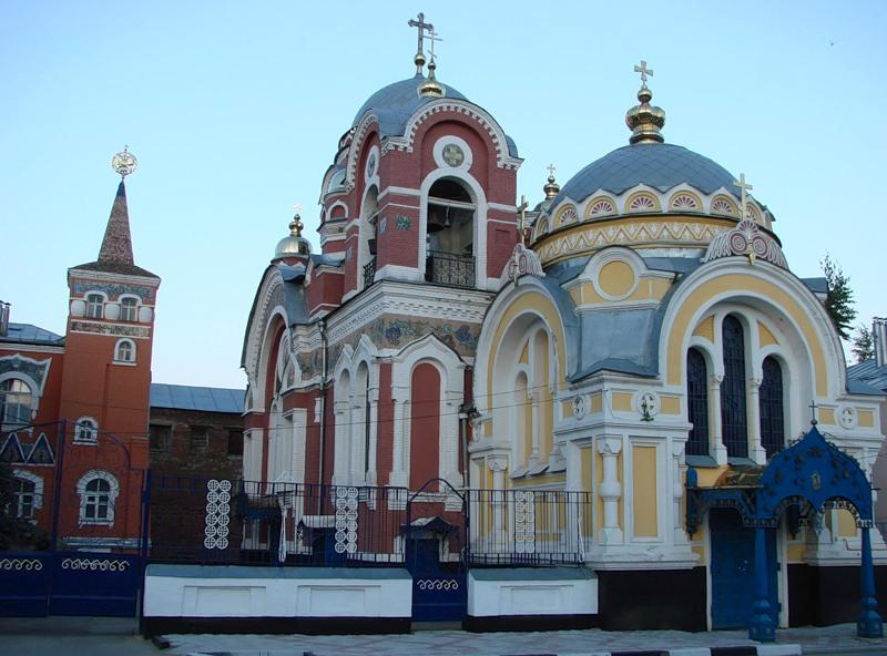 Великокняжеская церковь г.Елец
